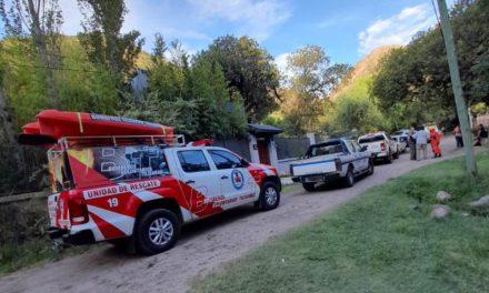 Villa Elena: falleció una mujer por la crecida del arroyo