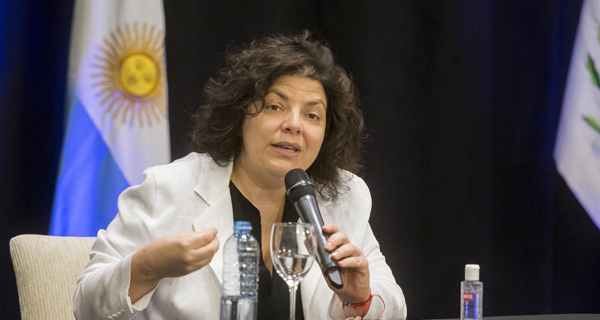Carla Vizzotti adelantó que mayo, junio y julio serán los peores meses de la pandemia