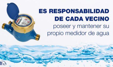 Juana Koslay: Plan de Relevamiento de Medidores de Agua