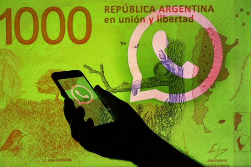WhatsApp habilitó una función para enviar dinero y realizar pagos digitales